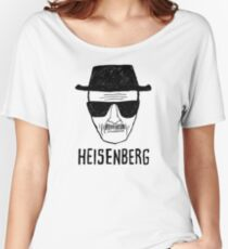 HEISENBERG - BREAKING BAD - WALTER WHITE  Women's Relaxed Fit T-Shirt