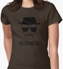 HEISENBERG - BREAKING BAD - WALTER WHITE  Womens Fitted T-Shirt