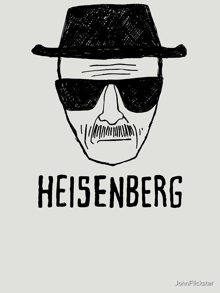 HEISENBERG - BREAKING BAD - WALTER WHITE  | Unisex T-Shirt