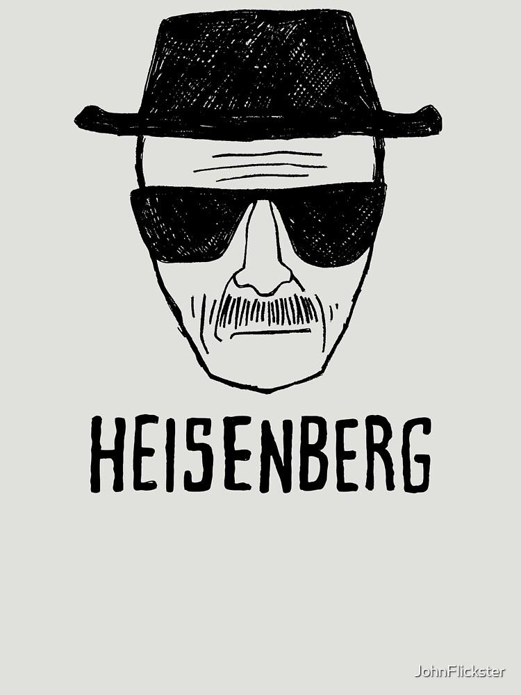HEISENBERG - BREAKING BAD - WALTER WHITE  | Unisex T-Shirt