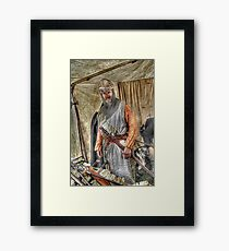 Good Knight Framed Print