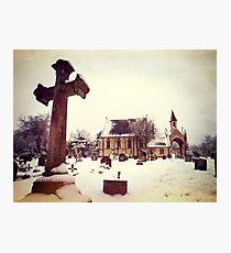 Lambeth Chapel Photographic Print