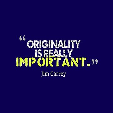 Originality is really important - Carrey by Ares286