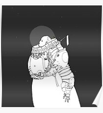 Space Samurai  Poster