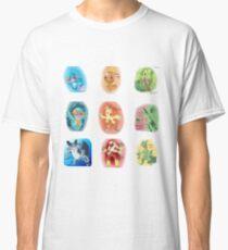 Hoenn Starters Classic T-Shirt