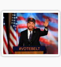 #VoteBelt Sticker