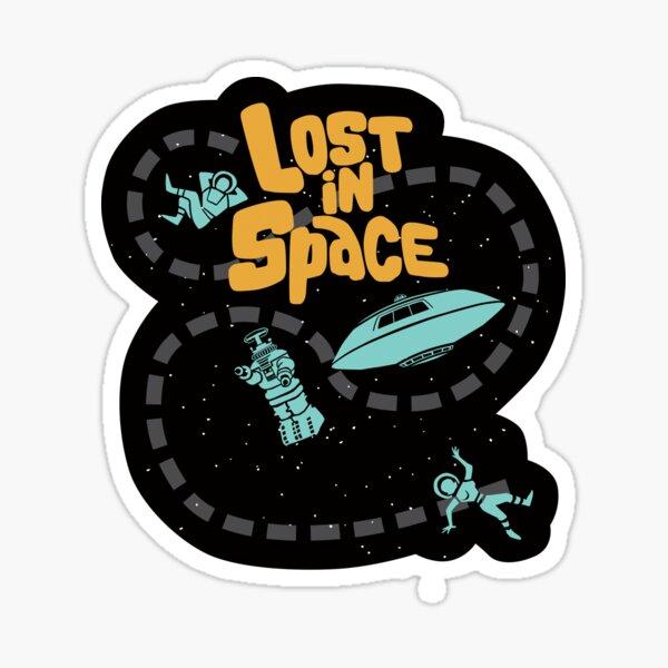 Lost In Space Design#2 Sticker