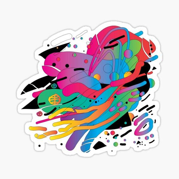 GalacticBubble Sticker