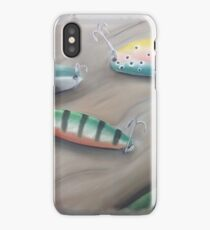 Fishing Lures iPhone Case/Skin