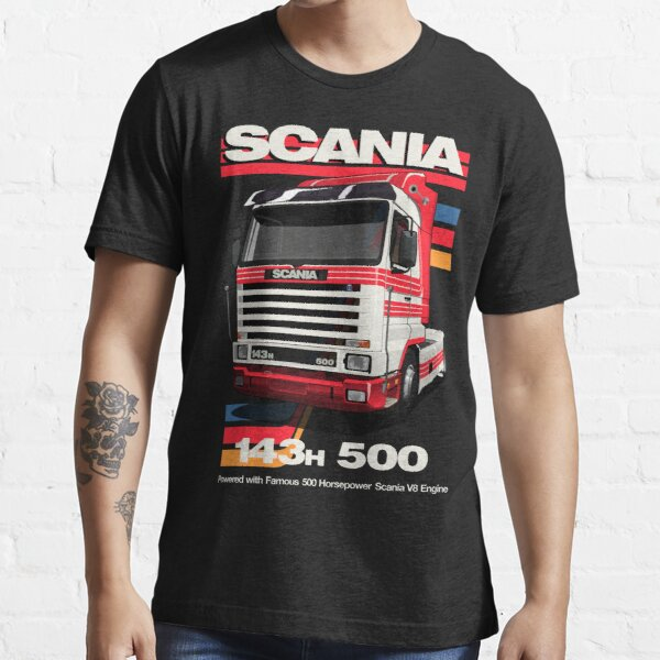 Scania 143H by petrothings Essential T-Shirt