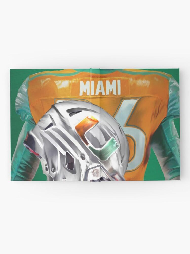 Alternative Ansicht von Miami! Notizbuch