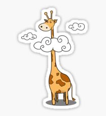 A giraffe Sticker