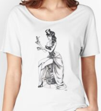 Burlesque circus Women's Relaxed Fit T-Shirt