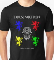 House Voltron - Game of Thrones Mashup T-Shirt