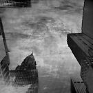 Dark urban haze by Stefanie Le Pape