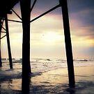 """Oceanside - Late Afternoon""  by Glenn McCarthy"