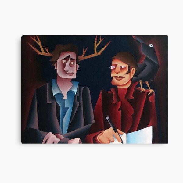 """""""Dolce"""" Capitol Fanart Canvas Print"""