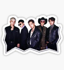 Big Bang Sticker