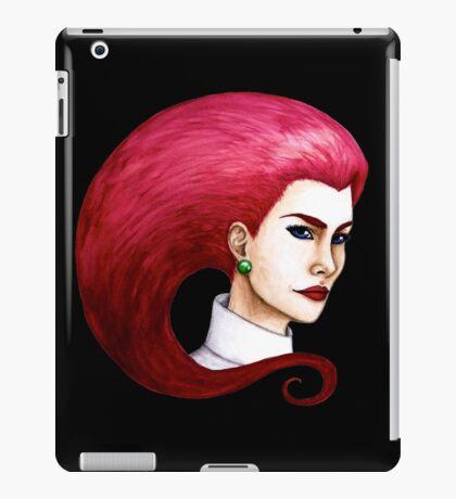 Prepare for trouble... iPad Case/Skin