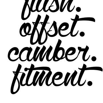 flush offset camber fitment (3) by PlanDesigner