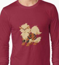 Arcanine Pokemon Simple No Borders T-Shirt