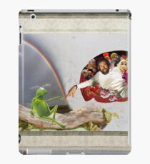 The Rainbow Connection iPad Case/Skin