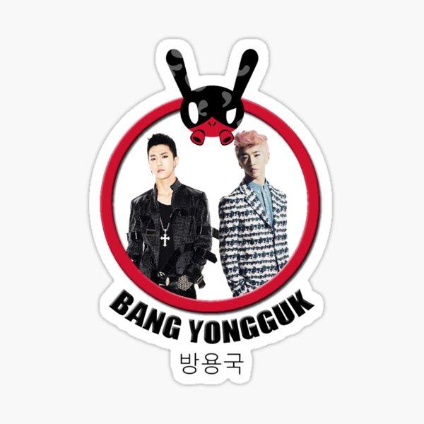 Bang Yongguk Sticker