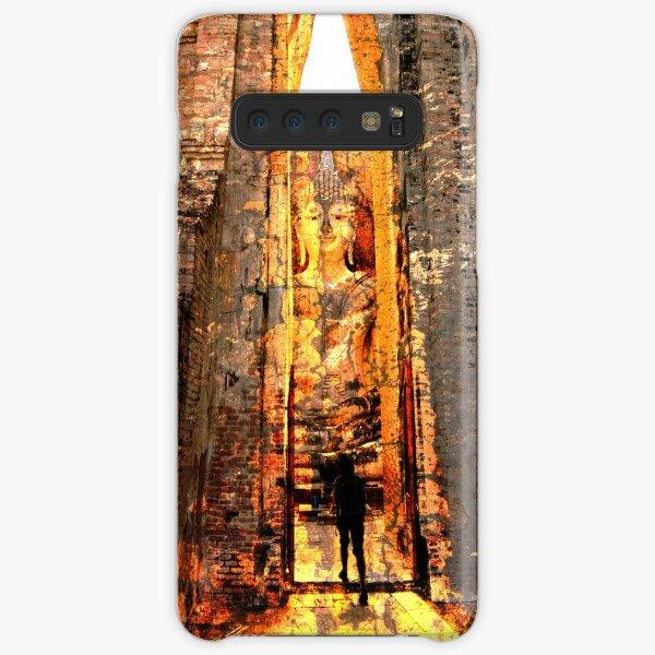 Buddha Sunrise Sri Chum Temple Samsung Galaxy Snap Case