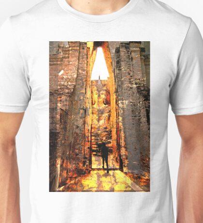 Buddha Sunrise Sri Chum Temple T-Shirt