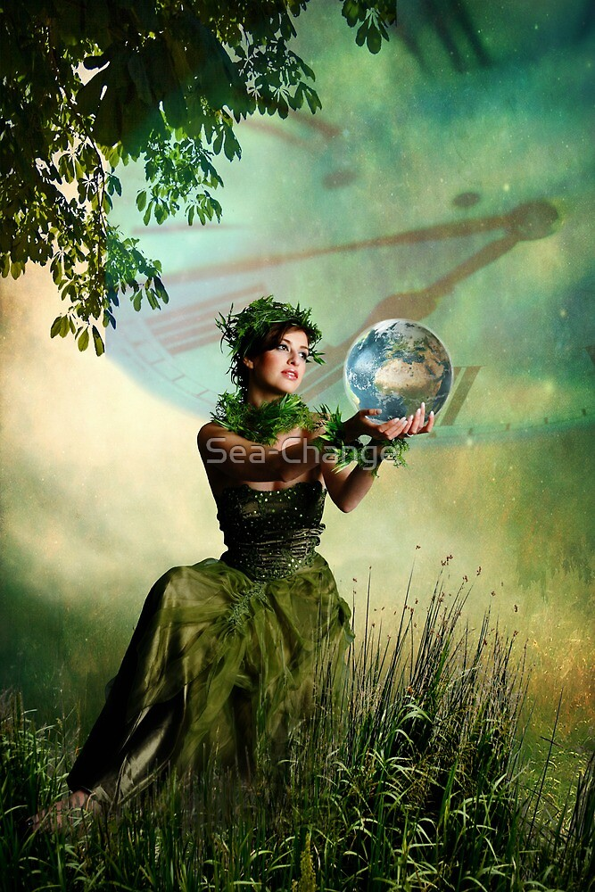 Being Green (Mother Nature) by Sea-Change