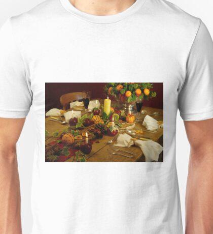 Festive Table T-Shirt