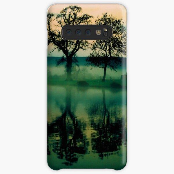 Twilight Lake Samsung Galaxy Snap Case