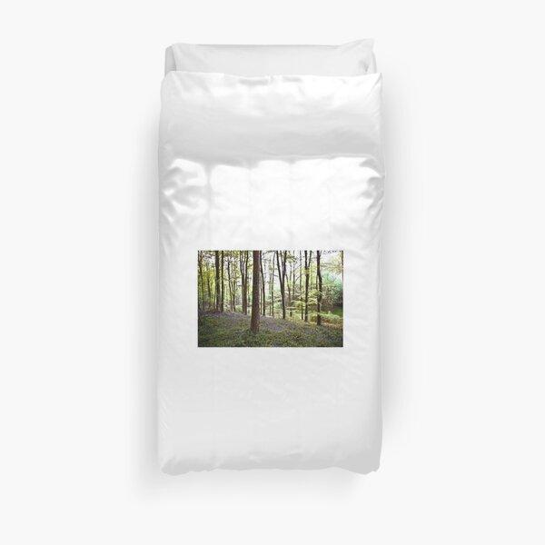 Bluebell Woods Duvet Cover