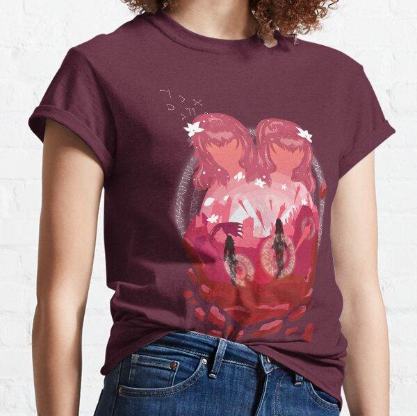 Devola and Popola Negative Space Classic T-Shirt
