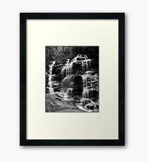Sublime Silk Framed Print