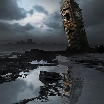 Global Warning - Big Ben by magarlick