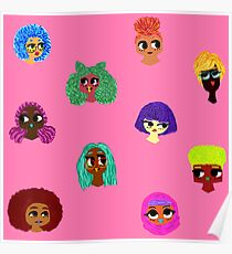 Sweet Doll Bits Poster