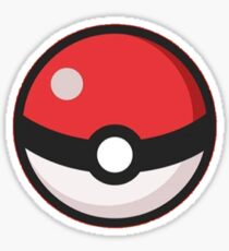 Poke Ball/Pokemon Ball Sticker