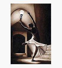 Dance Seclusion Photographic Print