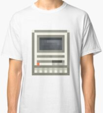 Pixel Mac SE Classic T-Shirt