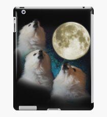 Gabe the Dog - Three Gabe Moon iPad Case/Skin