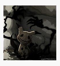 Mimikyu Pokemon Photographic Print