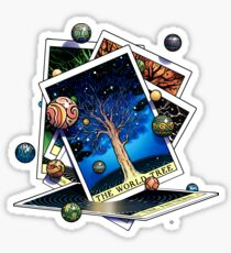 The World Tree Sticker