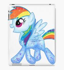 Rainbow Dash Glitter iPad Case/Skin