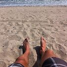 Toes in the Sand by Jacker