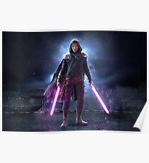 Onoro Zarezsh, The Grey Jedi Poster