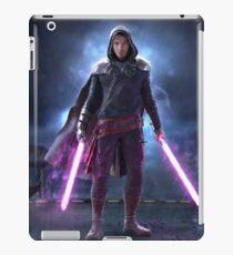 Onoro Zarezsh, The Grey Jedi iPad Case/Skin