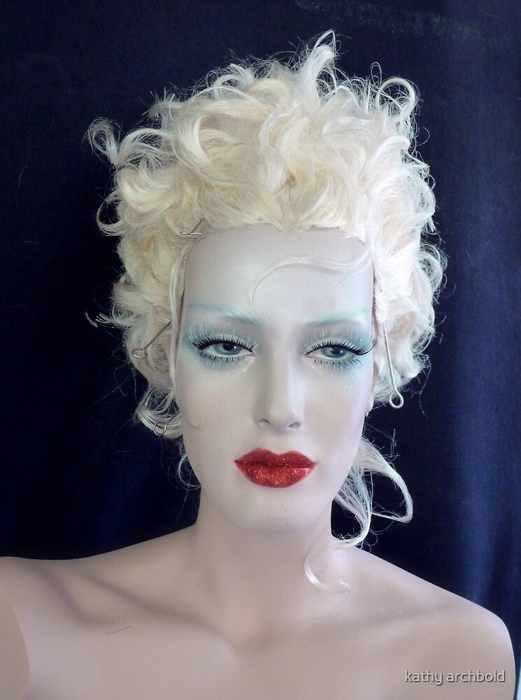 Ice queen by kathy archbold