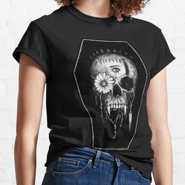 Vampire Skull Classic T-Shirt
