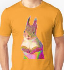 Psychedelic Squirrel T-Shirt
